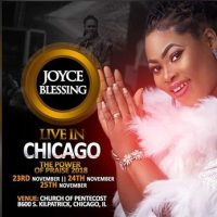 Joyce Blessing to Headline Power of Praise Concert in Chicago