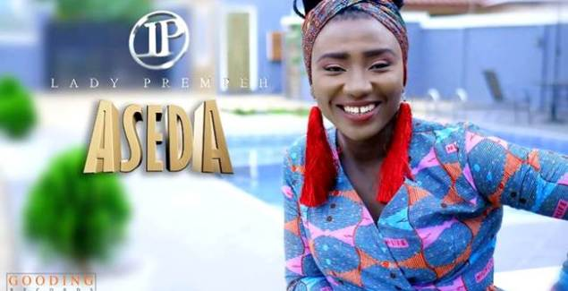 Lady Prempeh - Aseda official music video