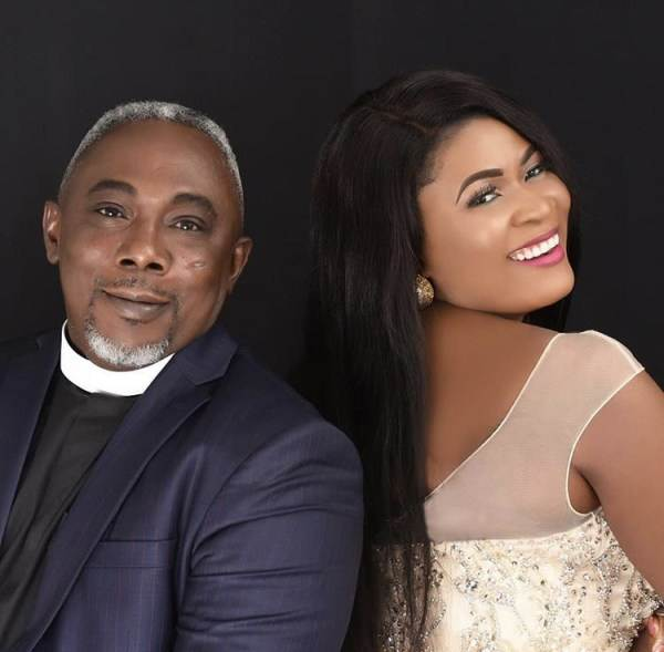 Nayas Breaks Silence Over her Marriage to Apostle John Prah