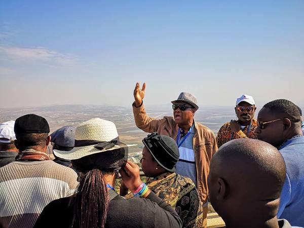 Top 7 Holy Sites in Israel Visited By Apostle Sam Korankye Ankrah & Wife
