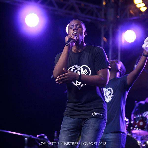 Joe Mettle Pulls Mammoth Crowd at My Love Gift 2018 (Events)