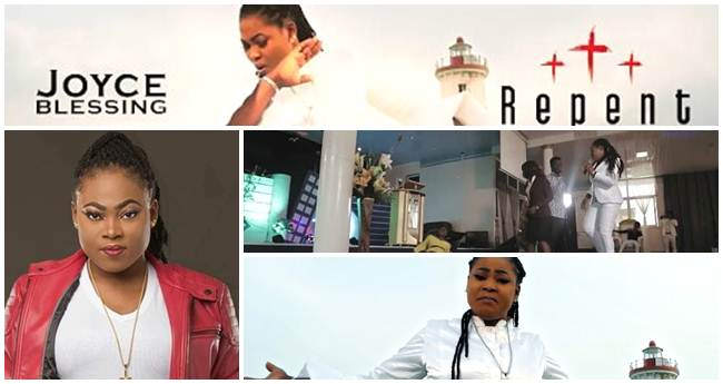 Joyce Blessing (Unbreakable) – Repent (Official Music Video)