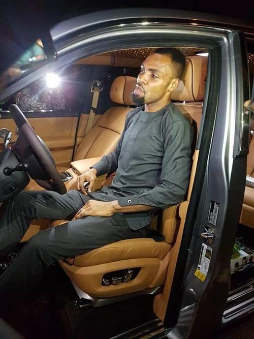 Rev Obofour Flaunts his 2019 Rolls-Royce Phantom & Trassaco House
