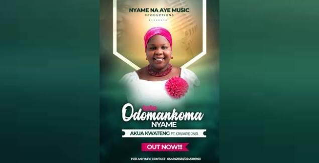 Akua Kwateng - Odomankoma Nyame (Music Download)