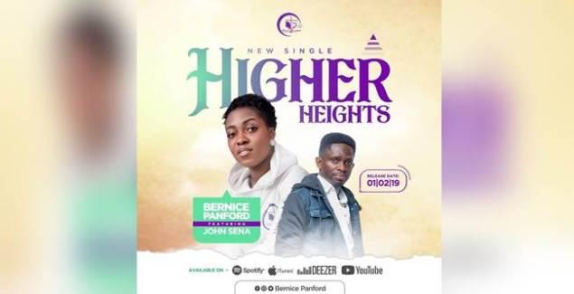 Bernice Panford ft John Sena - Higher Heights (Official Music Video)