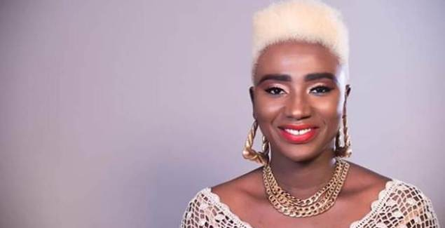 I See Nothing Wrong With My Blonde Hairstyle - Lady Prempeh