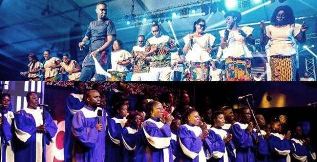 We ministered to Empty Chairs for Months – Bethel Revival Choir