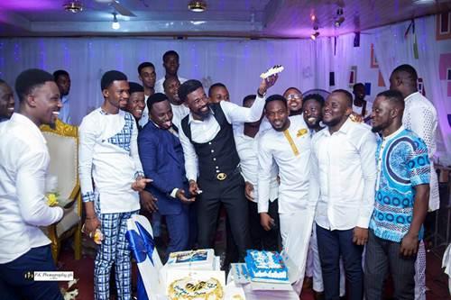 Eagle Prophet Celebrates Birthday in Grand Style (Photos)