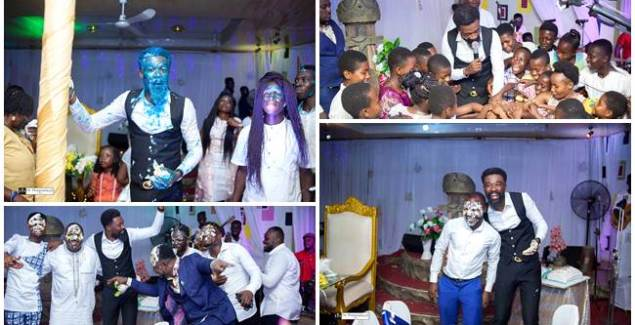 Eagle Prophet Celebrates Birthday in Grand Style (Photos)
