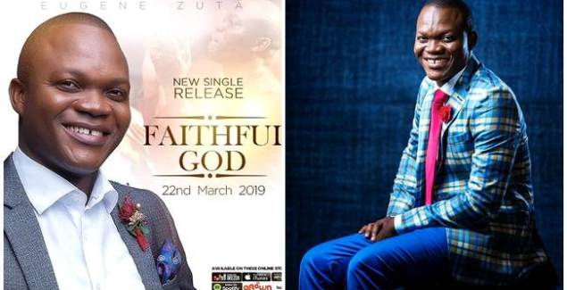 Eugene Zuta Readies New Single 'Faithful God' on March 23