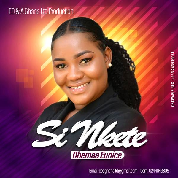 Gospel Sensation Ohemaa Eunice Raises Bar With 'Si Nkete' Album  auto draft Gospel Sensation Ohemaa Eunice Raises Bar With 'Si Nkete' Album Ohemaa Eunice Raises Bar With Si Nkete Album