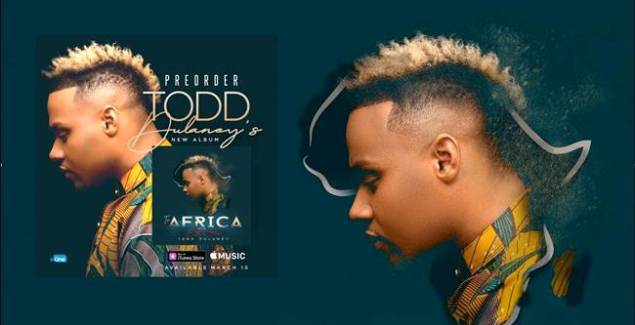 Todd Dulaney Releases New Album 'To Africa With Love'