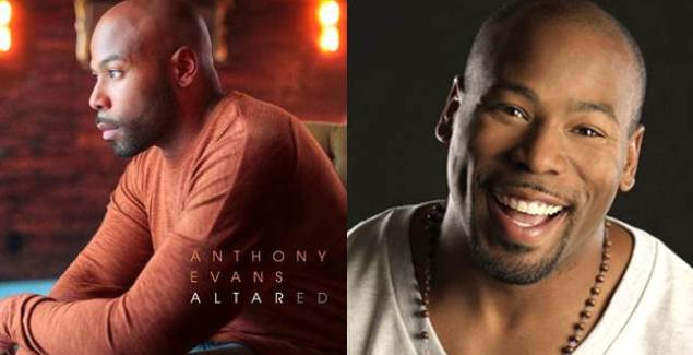Anthony Evans to Release New Album 'Altared' May 17