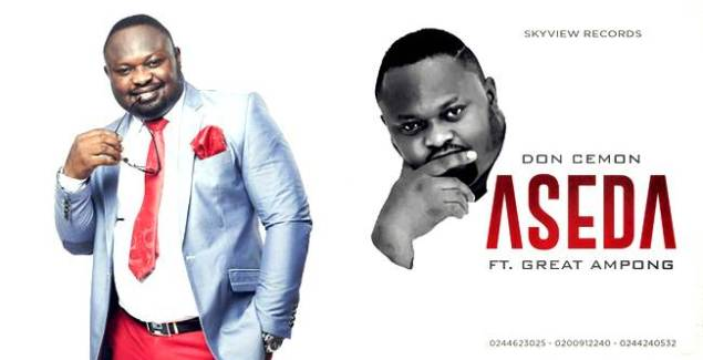 """Don Cemon's """"Aseda"""" Featuring Ampong Marks A Notable Comeback"""