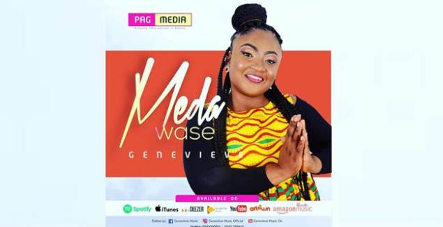 Genevieve - Meda Wase (@GenevieveMusic) (Music Download)