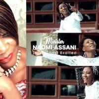 Minister Naomi Assani Readies Video 'Jesus Christ Exalted' on April 21