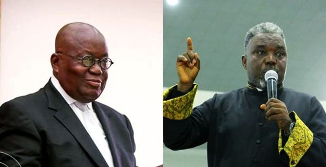 Why I Pray for Akufo-Addo Always - Prophet Francis Kwateng