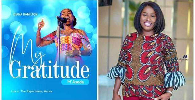 Diana Hamilton – My Gratitude (M'Aseda) (Official Music Video)