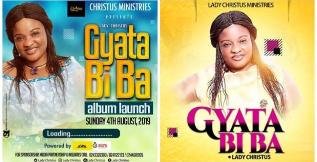 Lady Christus Gyata Bi Ba Official music video