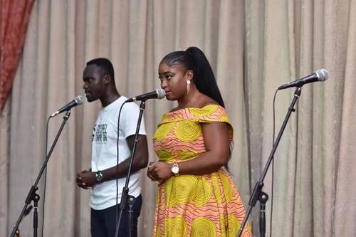 Kukua - Ghanaian Gospel Act, Ohemaa Eunice Launches Si Nkete Album + Photos
