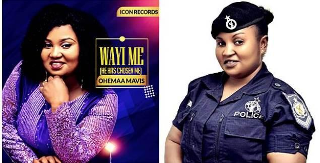 Ohemaa Mavis - Wayi Me (He Has Chosen Me) (Music Download)