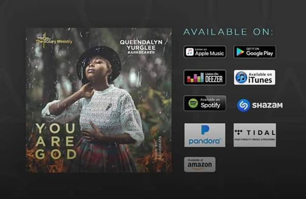 Queendalyn Yurglee Delivers New Debut Single 'You are God'