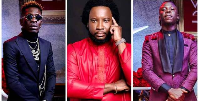 Dr Sonnie Badu Has Cautioned Stone Bwoy And Shatta Wale To Reunite