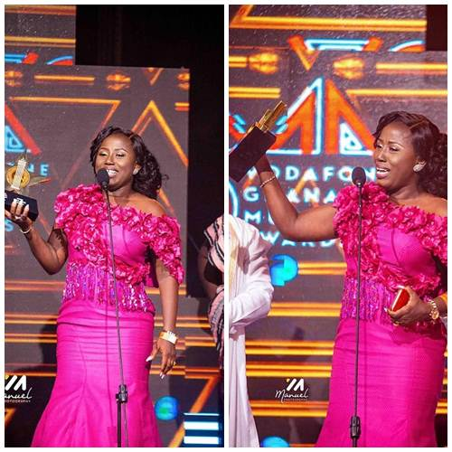 VGMA 2019: Diana Antwi Hamilton Grabs Two Awards