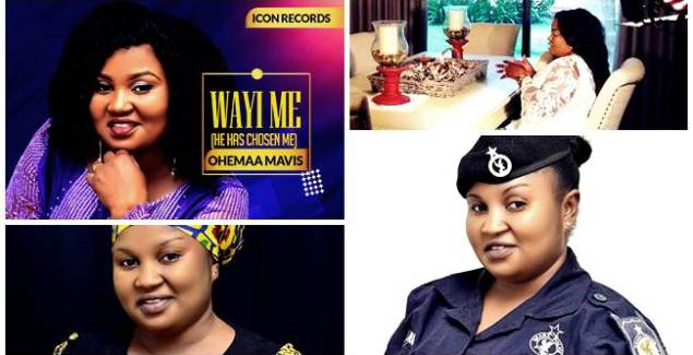 Ohemaa Mavis – Wayi Me (He has Chosen me) (Official Music Video)