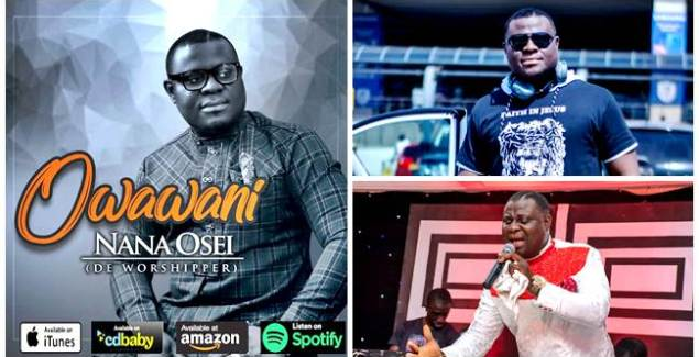 Nana Osei De Worshipper Readies New Video for 'Owawani'