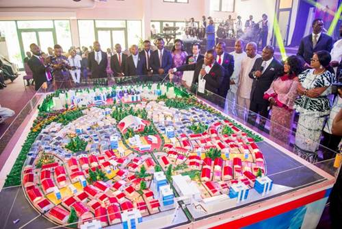 Rev Steve Mensah; CEM to Build 2,000 acre Ability Village for PWDs