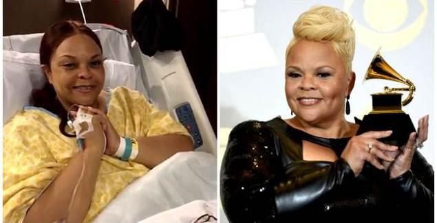 Gospel singer Tamela Mann in Recovery Following Surgery