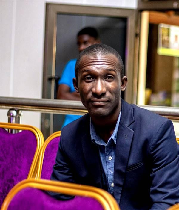 PHOTO: CEO of GospelEmpireGh.Com - Sampson Annan