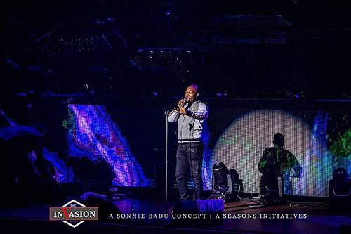 Sonnie Badu - Invasion Concert 2