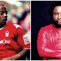 Sonnie Badu Blast GFA and Former Teammates of Junior Agogo