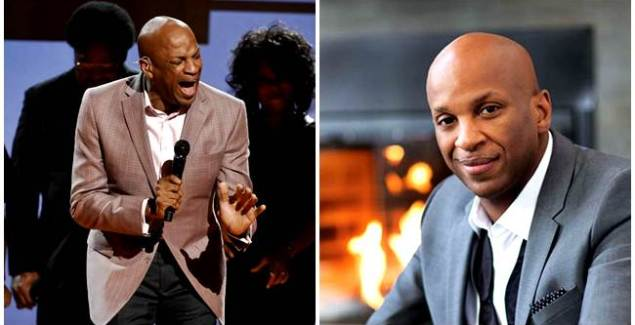 Donnie McClurkin - There Is God (Live) (Official Live Video)