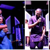 Pastor Denzel Prempeh Ministers with Jekalyn Karr in Florida