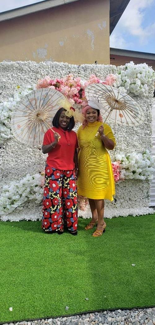 Empress Gifty Receives Shock of Her Life at Surprise Birthday Party