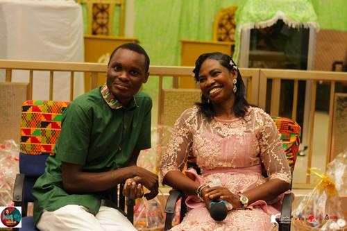20 Breathtaking Photos from Obaa Joyce Album Launch