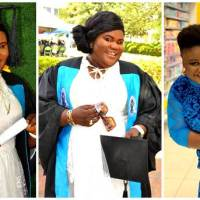 Gospel musician Nhyira Betty is the New Graduate in Town