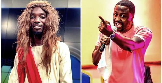 Pastor Brian Amoateng Blasts Mmebusem Over His Jesus Comedy Skit