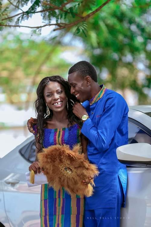 Yaw Siki Marries
