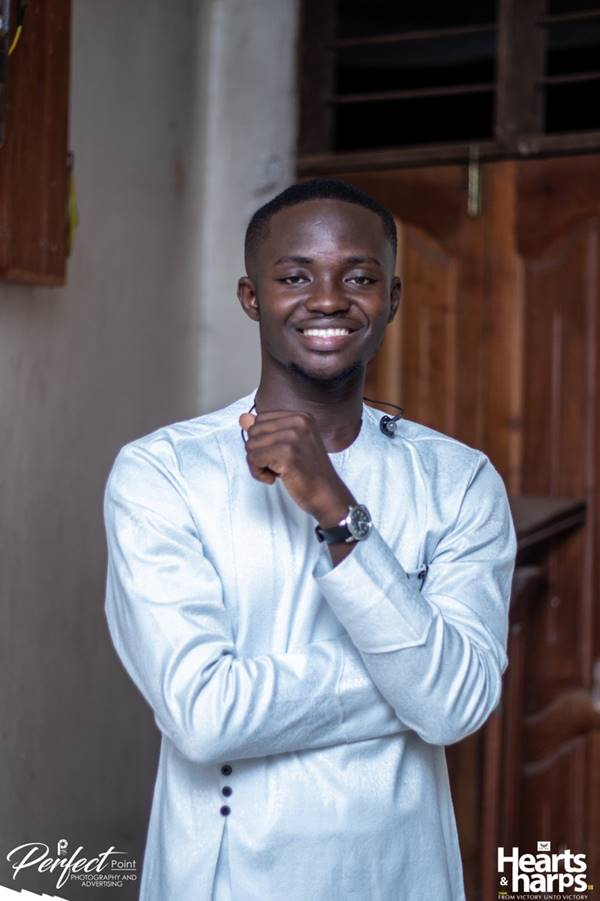 New Gospel Gem, Derrick Adofo Set to Release Debut Single 'Oye Owura'