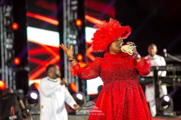 "What Went Down At The ""The Experience Lagos"" Concert 2019"