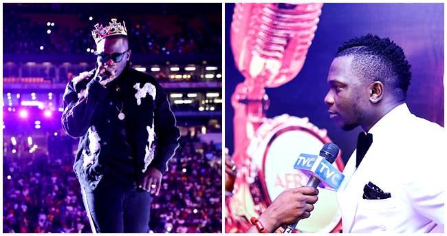 AFRIMA Award Winning Superstar Onesimus Wows FNB Stadium