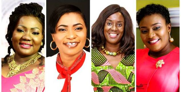 Meet Ghana's Top 10 Prominent & Beautiful Female Preachers