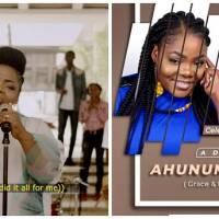 Celestine Donkor - Adom Ne Ahumboro (Grace and Mercy)