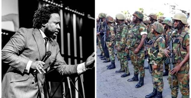 Lockdown: Military, Police Should Exercise Wisdom, Patience – Sonnie Badu