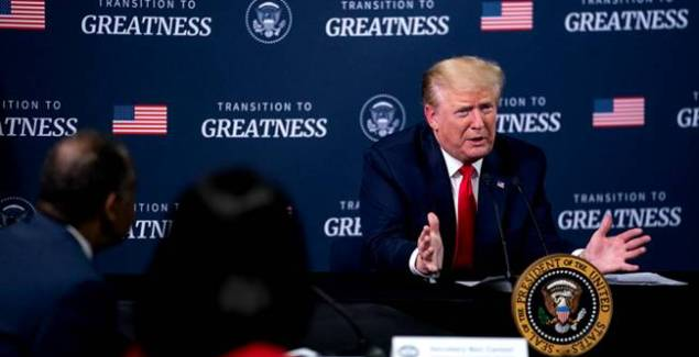 President Trump Warns of Broken America if Churches Aren't Reopened
