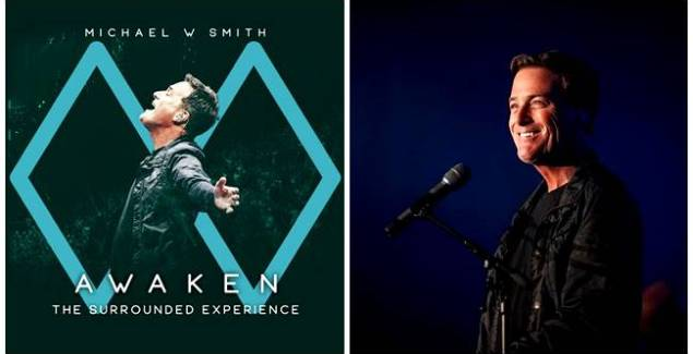 """Michael W. Smith's """"Way maker"""" Earns No. 1 Spot On Christian Airplay Chart"""